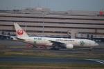 zero1さんが、羽田空港で撮影した日本航空 777-246の航空フォト(飛行機 写真・画像)