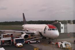 GAさんが、エルサルバドル国際空港で撮影したアビアンカ・エルサルバドル A320-233の航空フォト(飛行機 写真・画像)