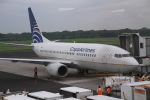 GAさんが、エルサルバドル国際空港で撮影したコパ航空 737-7V3の航空フォト(写真)