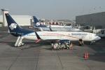 GAさんが、メキシコ・シティ国際空港で撮影したアエロメヒコ航空 737-852の航空フォト(写真)