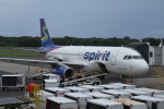 GAさんが、エルサルバドル国際空港で撮影したスピリット航空 A320-232の航空フォト(写真)