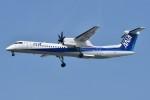 k-spotterさんが、伊丹空港で撮影したANAウイングス DHC-8-402Q Dash 8の航空フォト(写真)