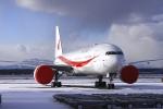 とらとらさんが、千歳基地で撮影した航空自衛隊 777-3SB/ERの航空フォト(写真)