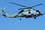 なまくら はげるさんが、厚木飛行場で撮影したアメリカ海軍 S-70 (H-60 Black Hawk/Seahawk)の航空フォト(写真)