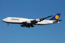 航空フォト:D-ABYJ ルフトハンザドイツ航空 747-8