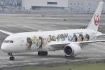 FLYING  HONU好きさんが、関西国際空港で撮影した日本航空 787-9の航空フォト(写真)