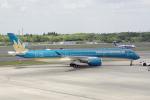 eagletさんが、成田国際空港で撮影したベトナム航空 A350-941XWBの航空フォト(写真)