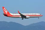 SKY☆101さんが、福岡空港で撮影した中国聯合航空 737-89Pの航空フォト(写真)