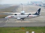 た~きゅんさんが、関西国際空港で撮影した山東航空 737-85Nの航空フォト(写真)