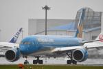 beimax55さんが、成田国際空港で撮影したベトナム航空 A350-941XWBの航空フォト(写真)