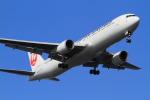 武彩航空公司(むさいえあ)さんが、羽田空港で撮影した日本航空 767-346/ERの航空フォト(飛行機 写真・画像)