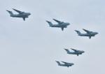 じーく。さんが、米子空港で撮影した航空自衛隊 C-2の航空フォト(写真)