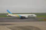 garrettさんが、羽田空港で撮影したAIR DO 767-33A/ERの航空フォト(写真)