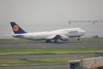 garrettさんが、羽田空港で撮影したルフトハンザドイツ航空 747-830の航空フォト(写真)