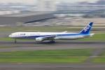 garrettさんが、羽田空港で撮影した全日空 777-381の航空フォト(写真)