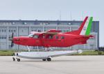 じーく。さんが、米子空港で撮影したせとうちSEAPLANES Kodiak 100の航空フォト(飛行機 写真・画像)