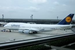 Hiro-hiroさんが、成田国際空港で撮影したルフトハンザドイツ航空 747-430の航空フォト(飛行機 写真・画像)