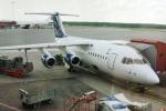 Hiro-hiroさんが、ストックホルム・アーランダ空港で撮影したブルーワン Avro 146-RJ85の航空フォト(写真)