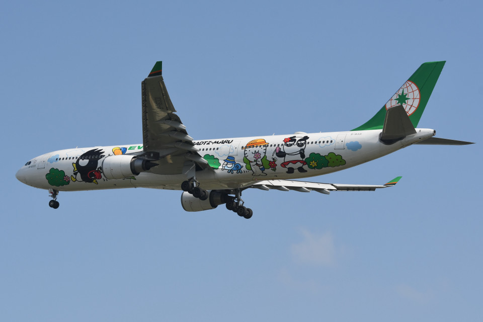 kuro2059さんのエバー航空 Airbus A330-300 (B-16331) 航空フォト