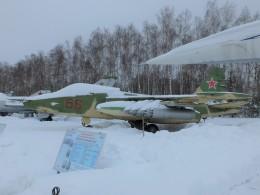 Smyth Newmanさんが、モニノ空軍博物館で撮影したソビエト空軍 Su-25Kの航空フォト(飛行機 写真・画像)