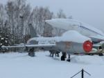 Smyth Newmanさんが、モニノ空軍博物館で撮影したソビエト空軍 Su-7Bの航空フォト(写真)