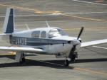 小型機専門家さんが、高知空港で撮影した日本個人所有 M20K 252TSEの航空フォト(写真)
