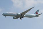 kuro2059さんが、台湾桃園国際空港で撮影したエア・カナダ 787-9の航空フォト(写真)