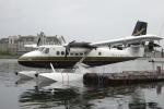 senyoさんが、ビクトリア・インナーハーバー空港で撮影したウェスト・コースト・エア DHC-6-100 Twin Otterの航空フォト(写真)