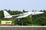 とらとらさんが、茨城空港で撮影した航空自衛隊 F-15J Eagleの航空フォト(写真)