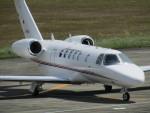 小型機専門家さんが、高知空港で撮影した国土交通省 航空局 525C Citation CJ4の航空フォト(写真)