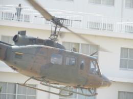 小型機専門家さんが、善通寺駐屯地で撮影した陸上自衛隊 UH-1Jの航空フォト(飛行機 写真・画像)