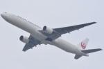 FLYING  HONU好きさんが、関西国際空港で撮影した日本航空 777-346の航空フォト(写真)