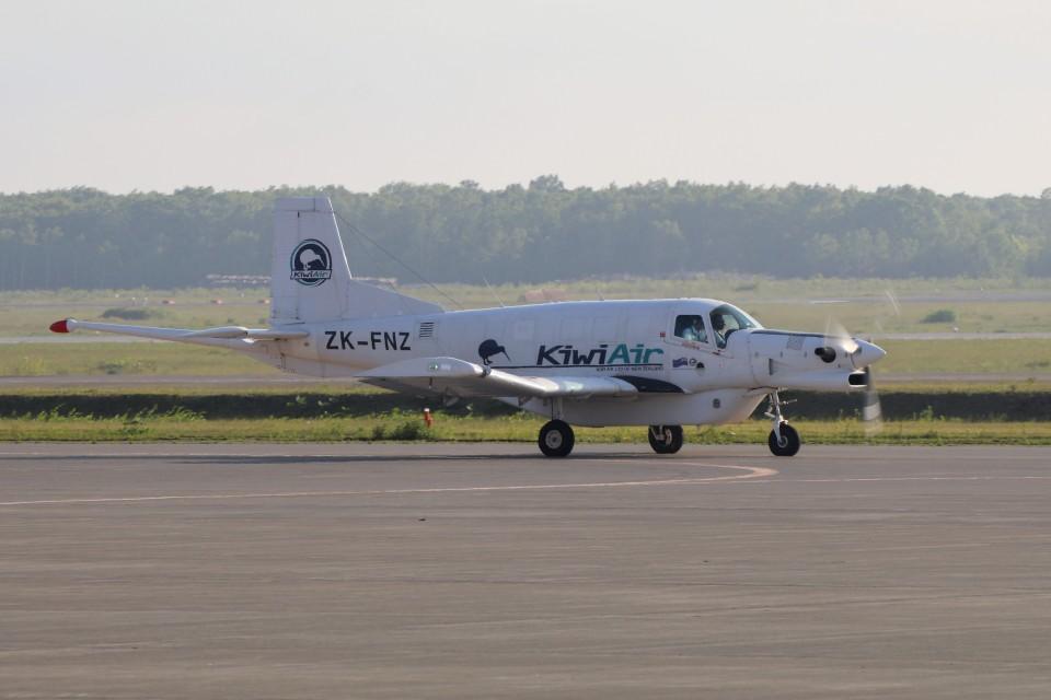 北の熊さんのKiwi Air  Pacific Aerospace P-750 XSTOL (ZK-FNZ) 航空フォト