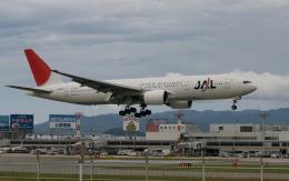 asuto_fさんが、福岡空港で撮影した日本航空 777-246の航空フォト(飛行機 写真・画像)