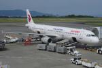 apphgさんが、静岡空港で撮影した中国東方航空 A321-231の航空フォト(写真)