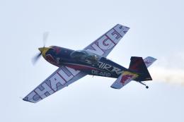 betaさんが、千葉県立幕張海浜公園(レッドブル・エアレース)で撮影したザルツブルク・ジェット・アビエーション EA-300LCの航空フォト(飛行機 写真・画像)