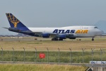 ジェットジャンボさんが、岩国空港で撮影したアトラス航空 747-45E(BDSF)の航空フォト(写真)