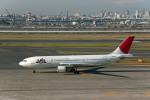 Gambardierさんが、羽田空港で撮影した日本航空 A300B4-622Rの航空フォト(写真)
