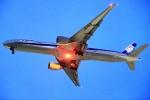 T.Sazenさんが、伊丹空港で撮影した全日空 777-381/ERの航空フォト(飛行機 写真・画像)