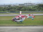 小型機専門家さんが、高知空港で撮影した島根県防災航空隊 BK117C-2の航空フォト(写真)