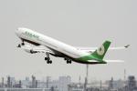 eagletさんが、羽田空港で撮影したエバー航空 A330-302の航空フォト(写真)