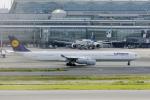 eagletさんが、羽田空港で撮影したルフトハンザドイツ航空 A340-642Xの航空フォト(写真)