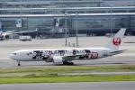 eagletさんが、羽田空港で撮影した日本航空 767-346/ERの航空フォト(写真)