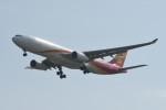 kuro2059さんが、台湾桃園国際空港で撮影した香港航空 A330-343Xの航空フォト(写真)