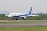 sakanayahiroさんが、釧路空港で撮影した全日空 A321-211の航空フォト(飛行機 写真・画像)