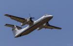 ひげじいさんが、庄内空港で撮影した国土交通省 航空局 DHC-8-315Q Dash 8の航空フォト(写真)