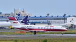 パンダさんが、成田国際空港で撮影した民生ジェット G-IV-X Gulfstream G450の航空フォト(写真)