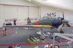 ちゃぽんさんが、所沢航空発祥記念館 で撮影した日本海軍 Zero A6Mの航空フォト(写真)