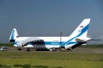 うみBOSEさんが、新千歳空港で撮影したヴォルガ・ドニエプル航空 An-124-100 Ruslanの航空フォト(写真)