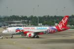 JA8037さんが、広州白雲国際空港で撮影したエアアジア A320-216の航空フォト(写真)